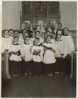 St. Mike's Choir 1955